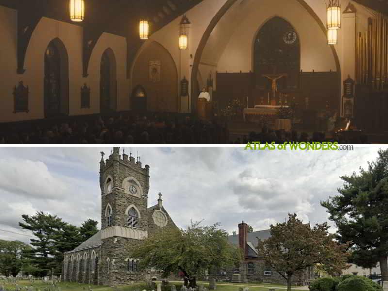 Easttown church