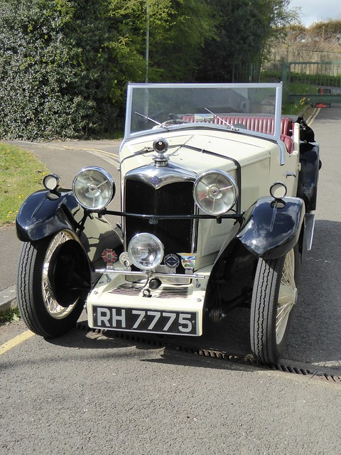 1933 Riley Roadster