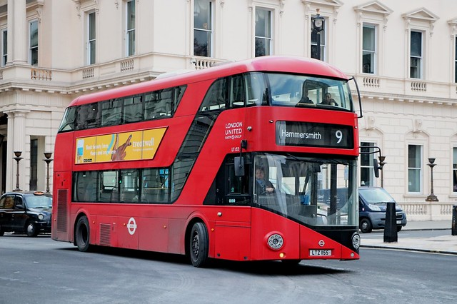 RATP London United - LT155 - LTZ1155