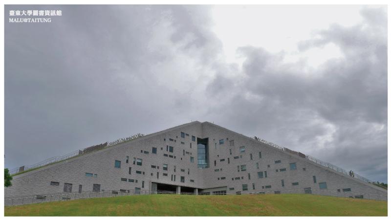 台東大學圖書資訊館-7