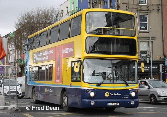 Dublin Bus AV403 (05D10403).
