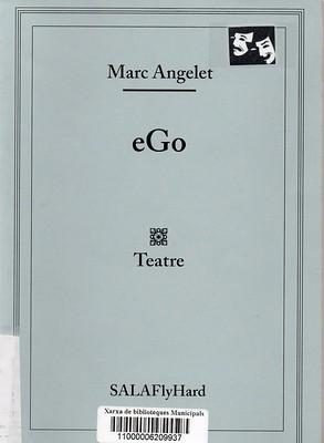 Marc Angelet, eGo