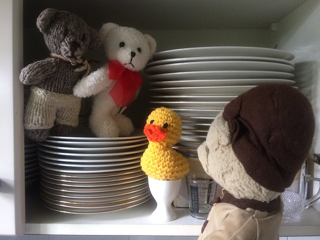 Paddington and Scout Discover Duckie's New Boudoir