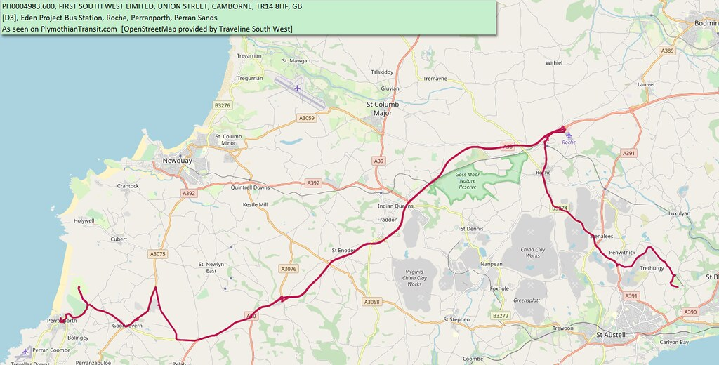 MAP Route-D3