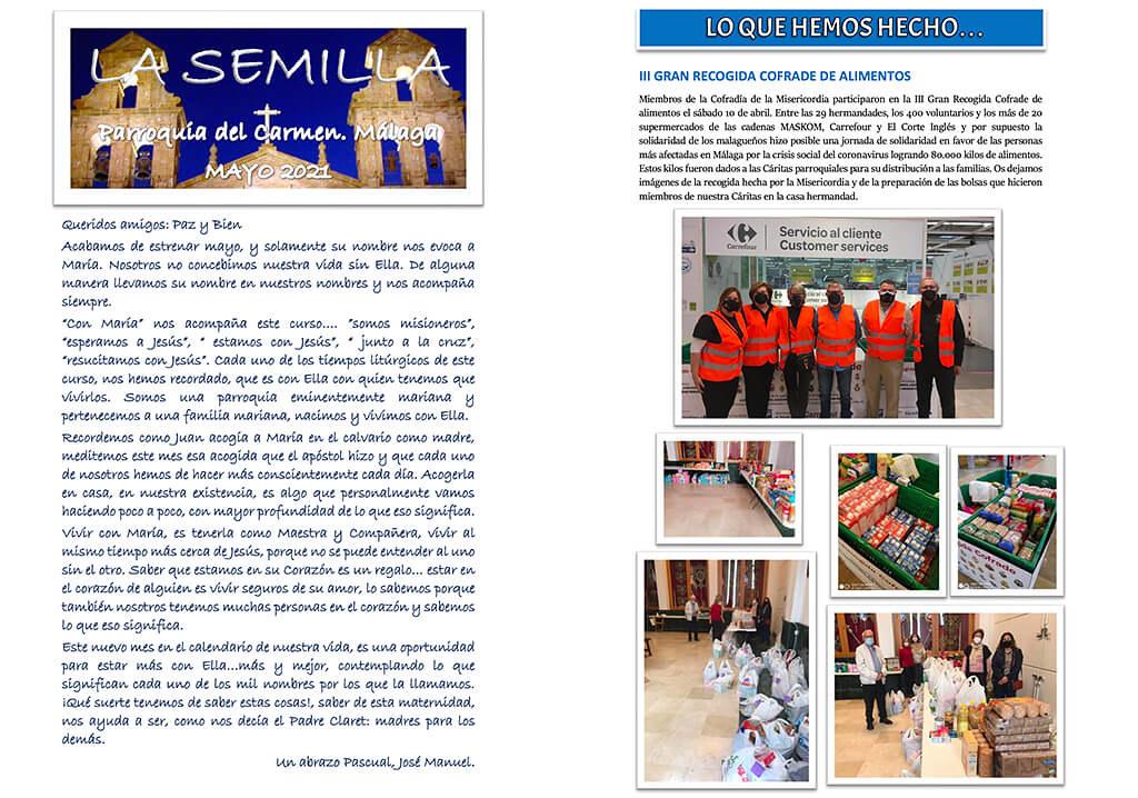 La Semilla (mayo 2021)