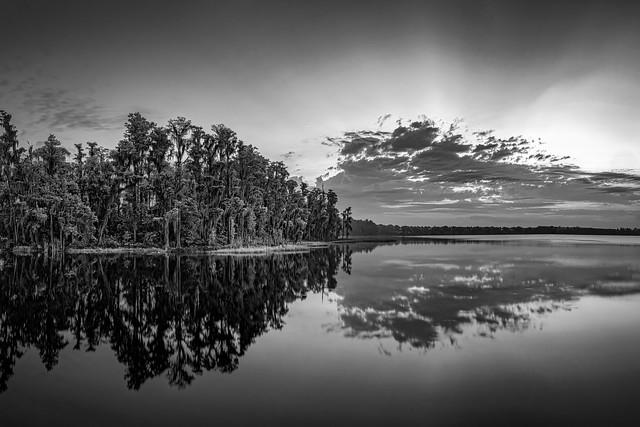 A Lake Dixie morning