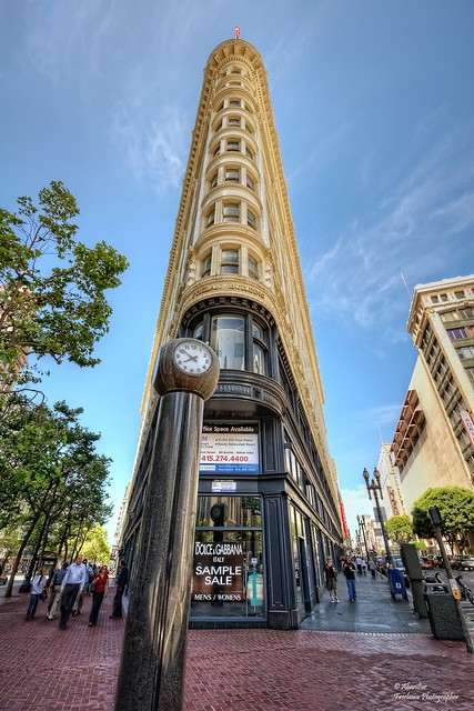 The Phelan Building. San Francisco
