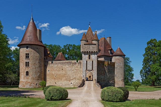 Château de Thoury - Saint Pourçain sur Besbre - Allier