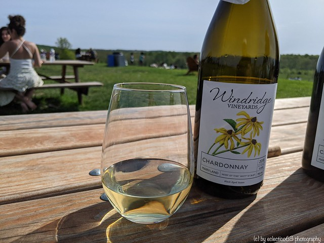 Chardonnay, sun and fun