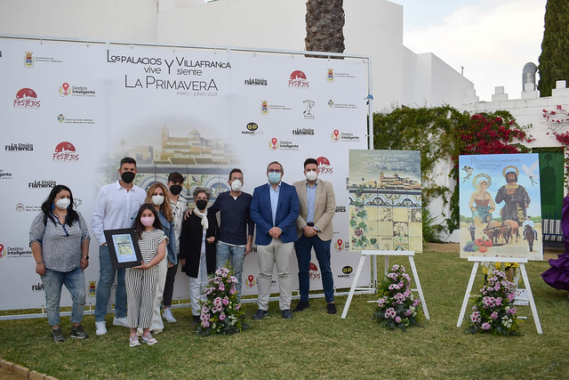 Presentación eventos de primavera en Los Palacios y Vfca