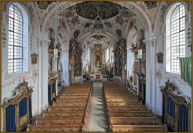 Bertoldshofen - Parish Church of St. Michael