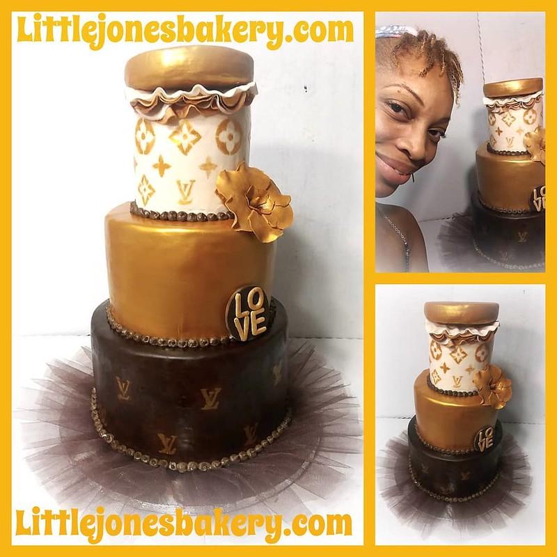 Cake by Little Jones' Bakery