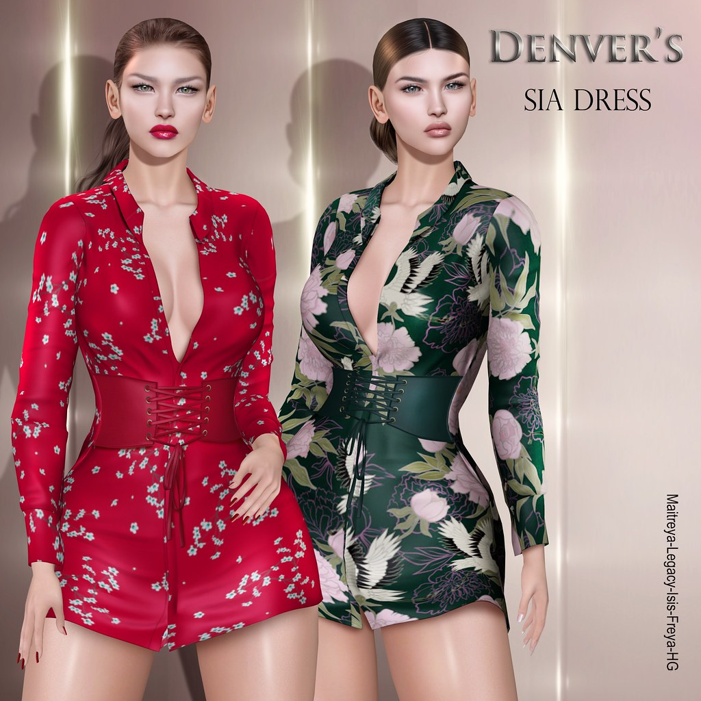 Denver's Sia Dress