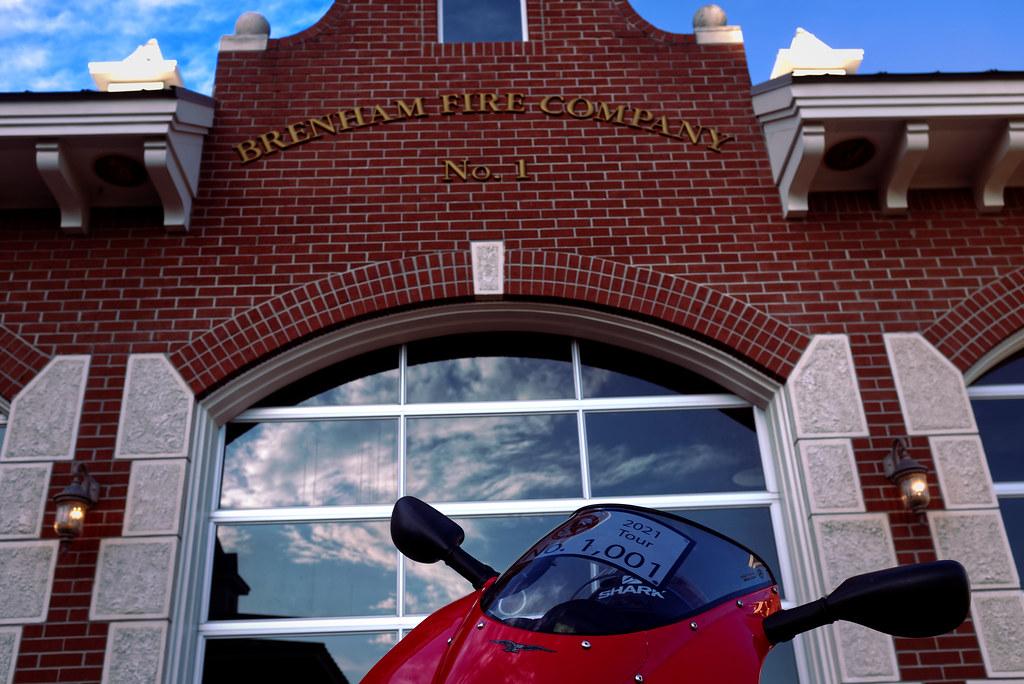 2011-11 Brenham Fire Museum reflects