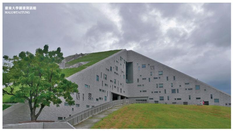 台東大學圖書資訊館-5