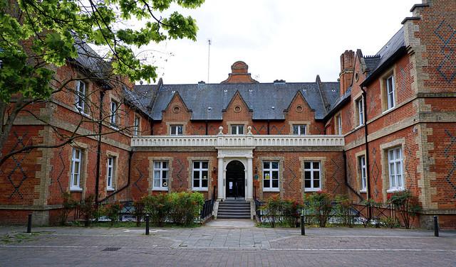 The German Hospital, Dalston