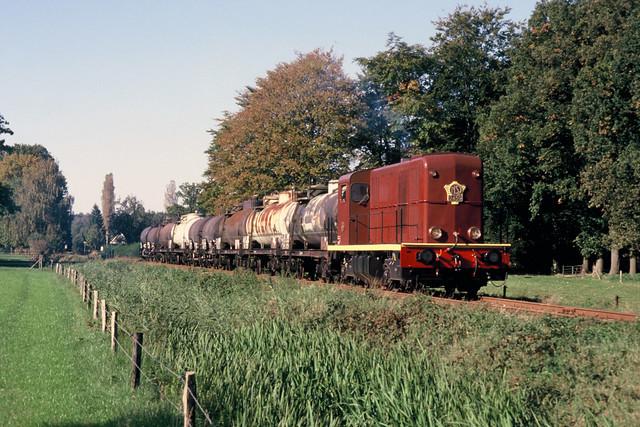 VSM 2459 bij Lieren, 1999.