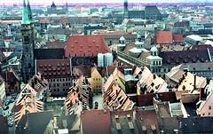 Nuremberg roofs