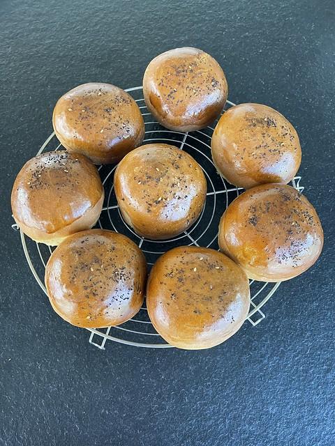 Hamburger buns 🍔