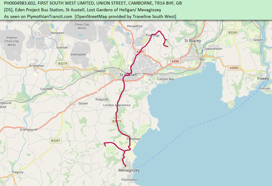 MAP Route-D5