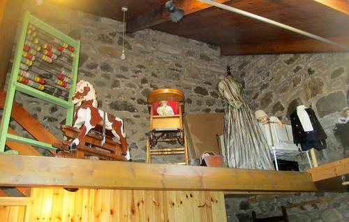 Toys, Fife Folk Museum, Ceres