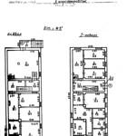 Философская улица, 29 В-3 - План 1 этажа и подвала PAPER600 [Вандюк Е.Ф.]