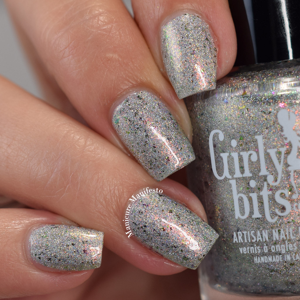 Girly Bits Cosmetics You Can't Always Get What You Want review