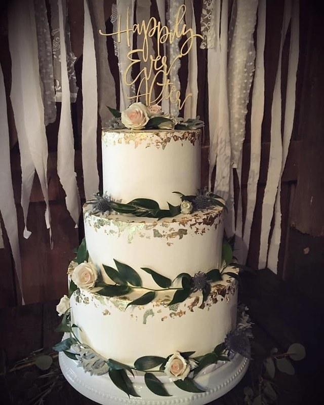 Cake by OK Cakes