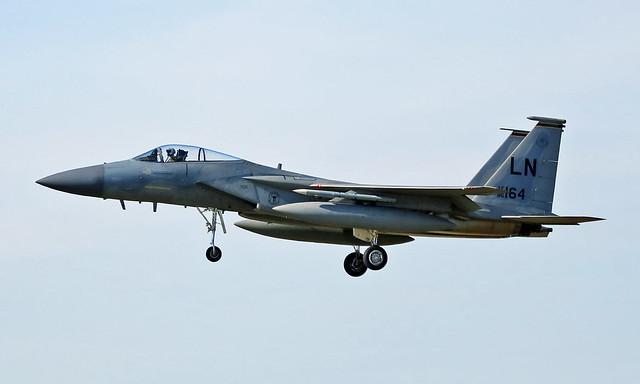 McDonnell Douglas F-15C Eagle 86-0164/LN [C392/1011]