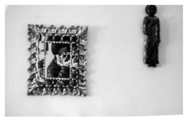 Espejo y figura