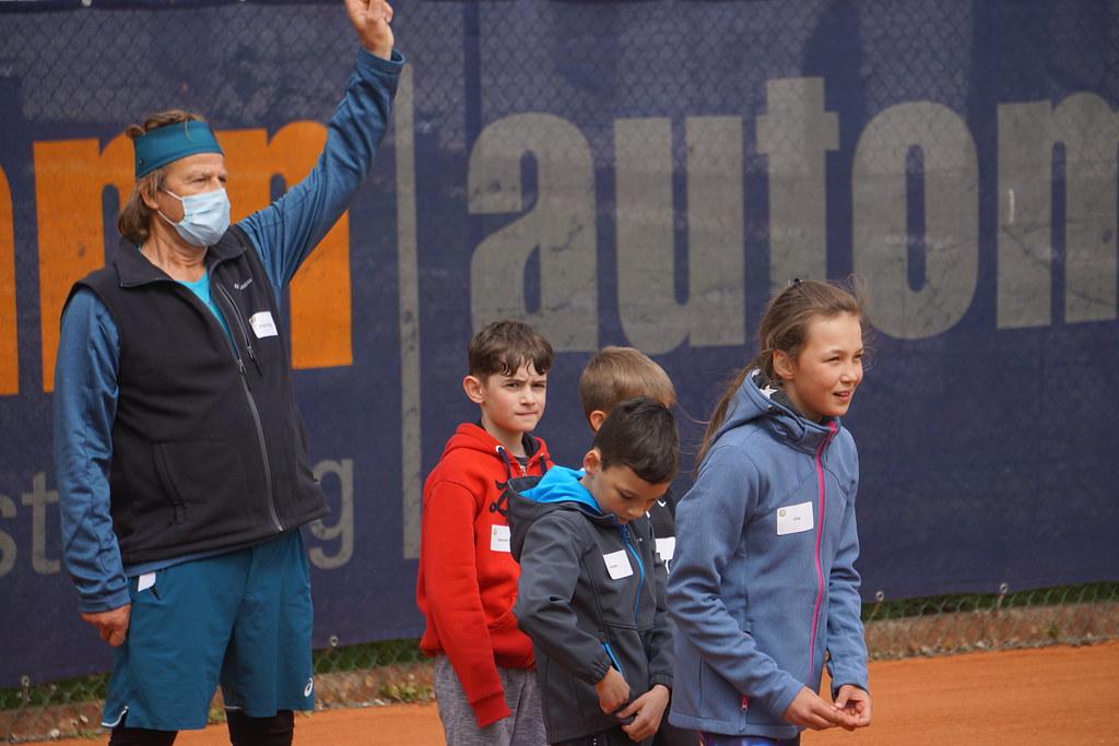 TCA Kids Tennis Day - 17. April 2021