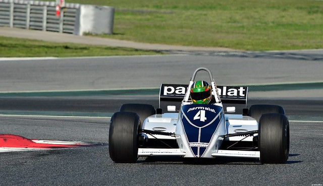 Brabham BT49C  / 1981 Nelson Piquet  / Joaquin Folch