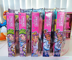 Barbie Extra Series 1 Haul