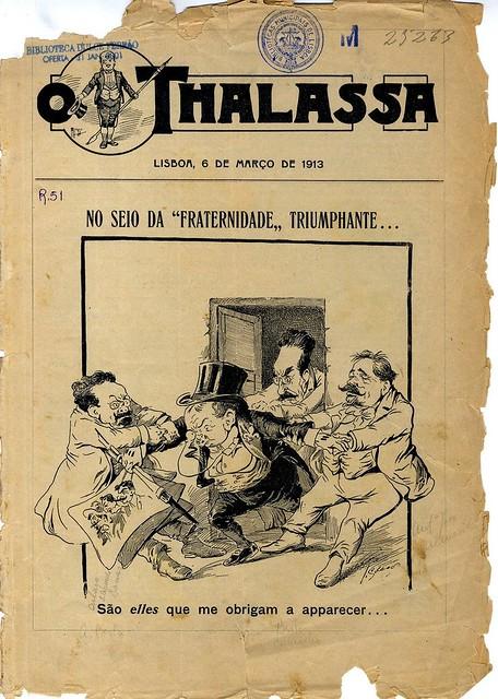 Capa de jornal antigo   old newspaper cover   Portugal 1910s