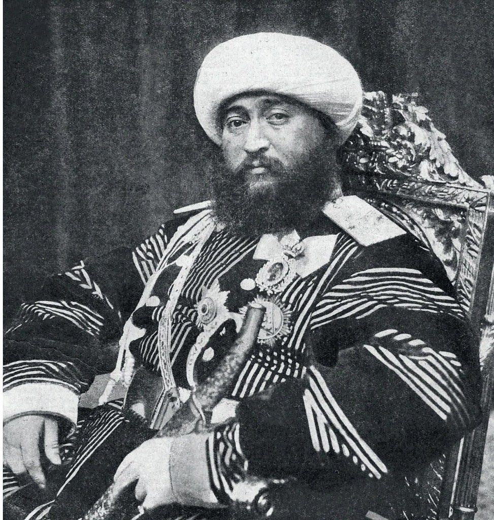 1911. Эмир Бухарский Сеид Алим
