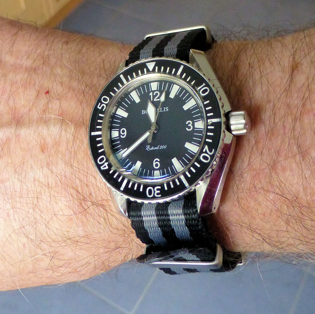 estoril nato wrist