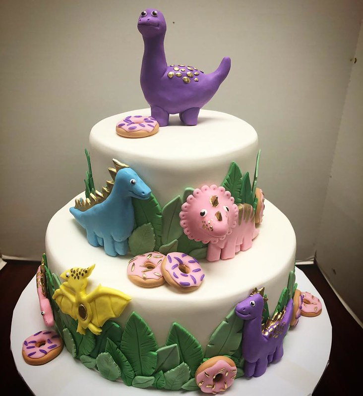 Cake by Sweet Meg's