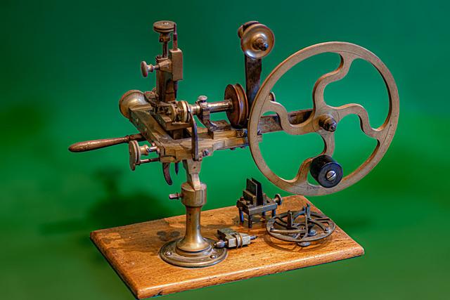 Watchmaker's tool from my grandfather. / Uhrmacher Werkzeug von meinem Opa.