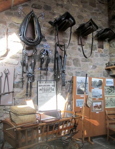 Horse Tack, Fife Folk Museum