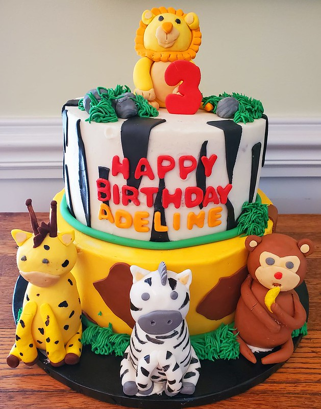 Cake by Cara's Cakery