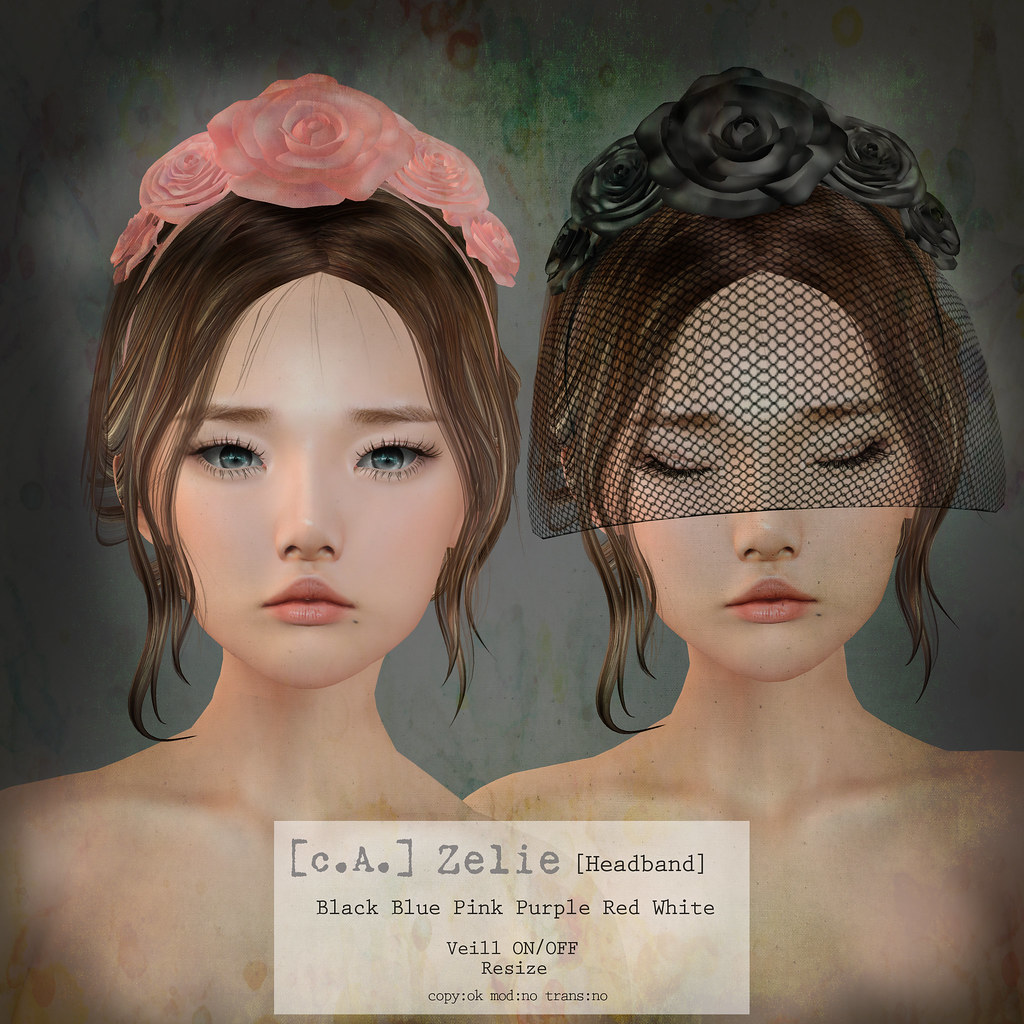 [c.A.] Zelie [Headband]