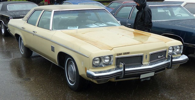 Oldsmobile unknown yellow vr