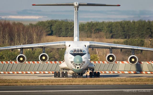XCR | Aviacon Zitotrans Ilyushin Il-76TD | RA-76842