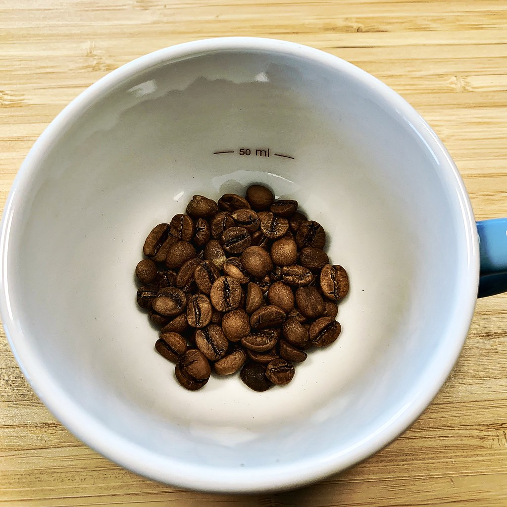 Coffee Chronicles 004 - Beans