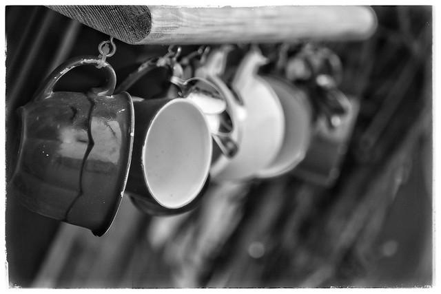 Au petit café............