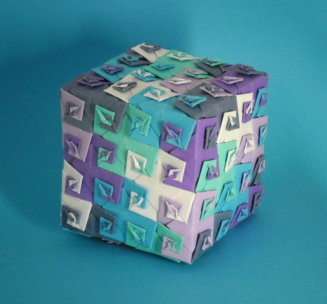 Eddy cube