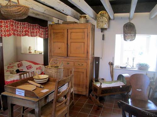 Cottage Room, (Kitchen off,) Fife Folk Museum