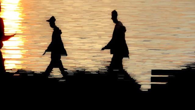 walkers English Bay..... body shifting