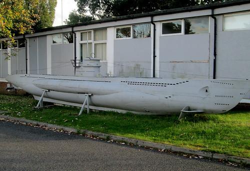 Submarine Model, Bletchley Park