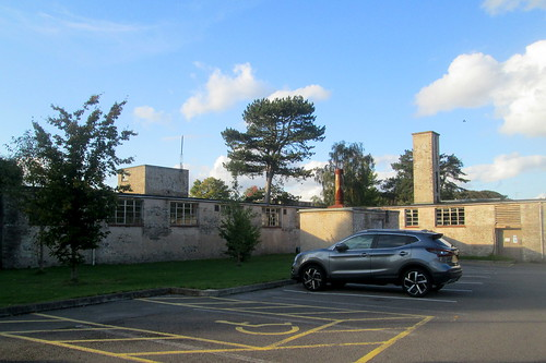 Wartime Buildings? Bletchley Park